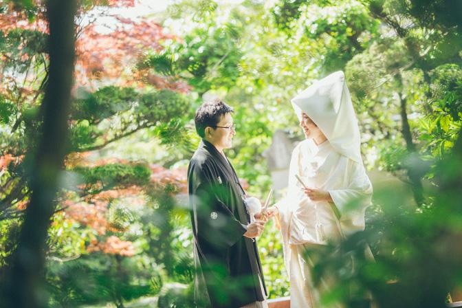 三重で結婚式の写真撮影