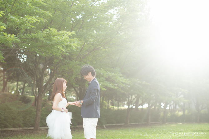 結婚式前撮り