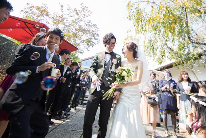 奈良結婚式写真17