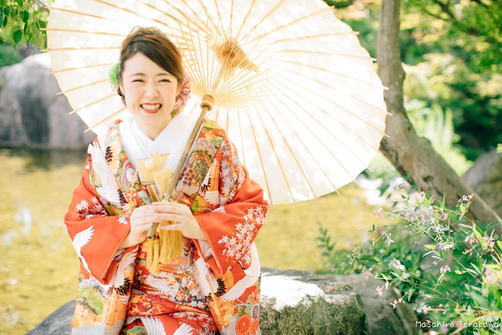 滋賀で結婚式のロケーション前撮り9