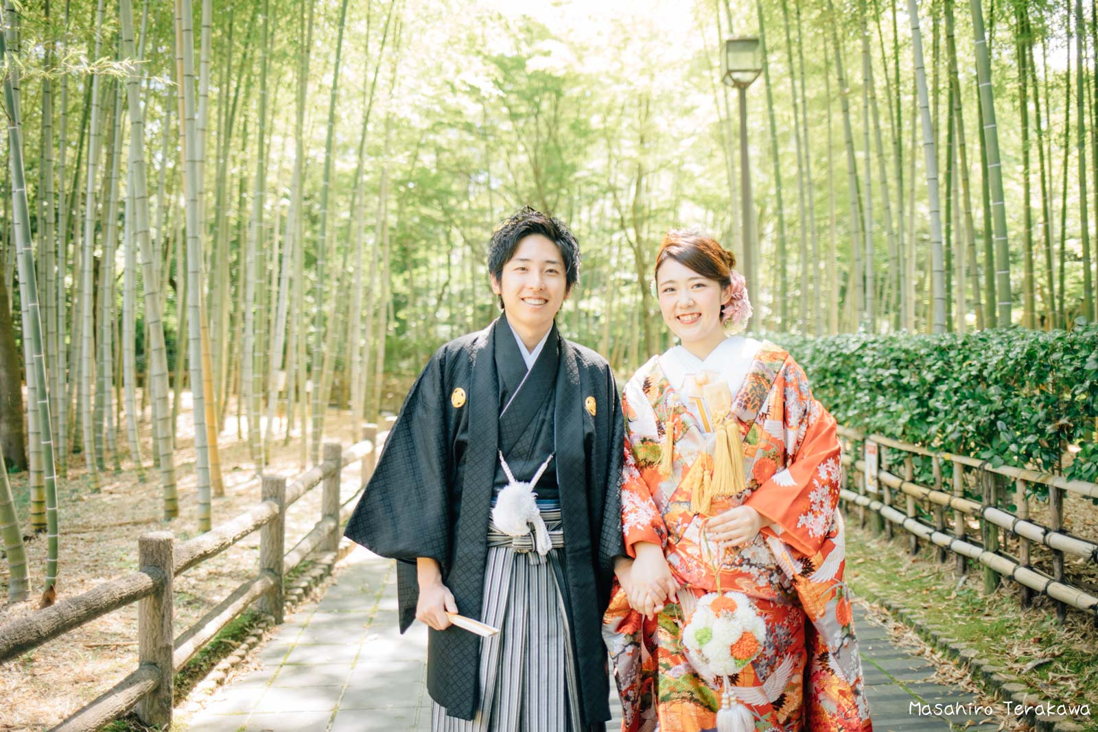滋賀で結婚式のロケーション前撮り13