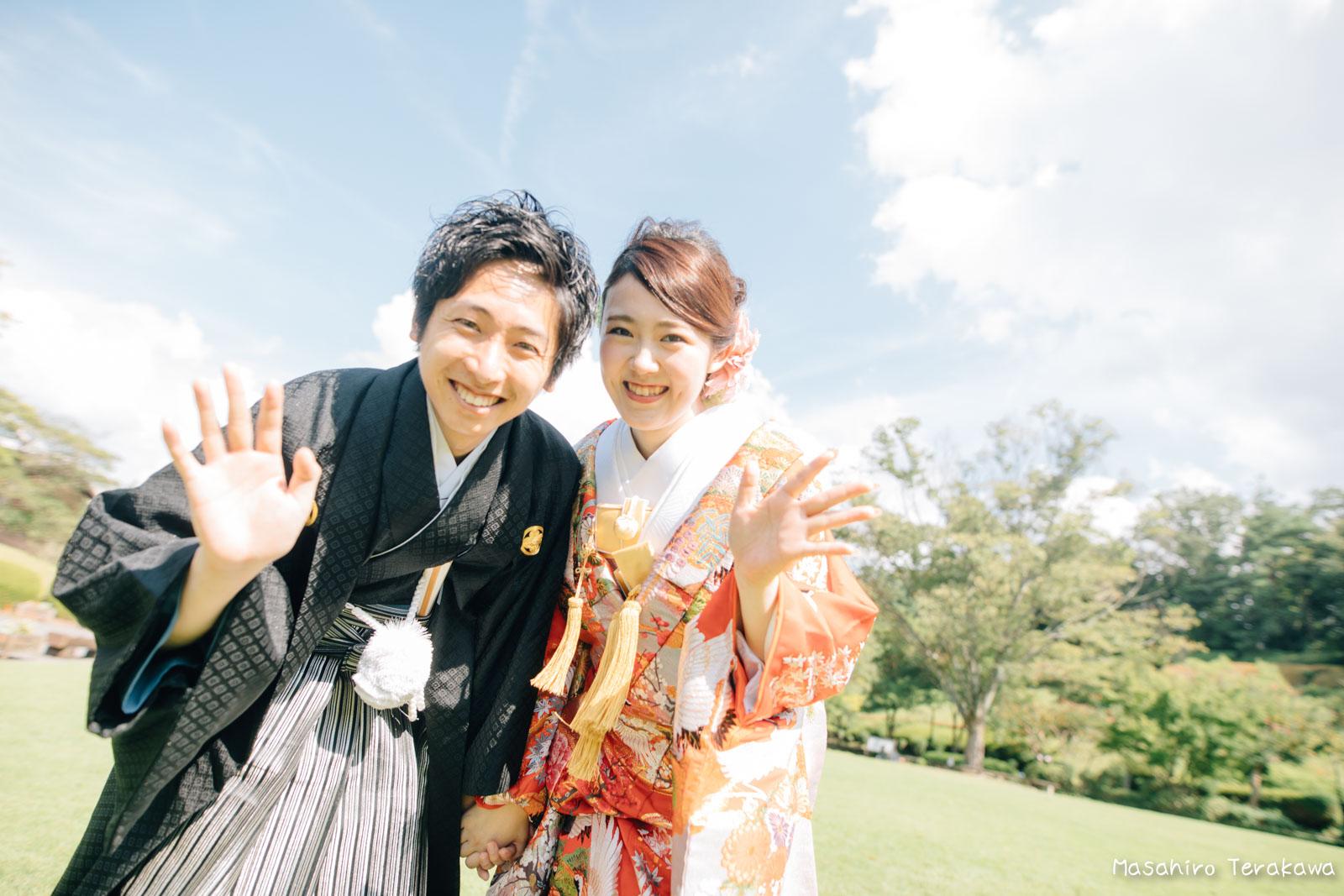 滋賀で結婚式のロケーション前撮り19