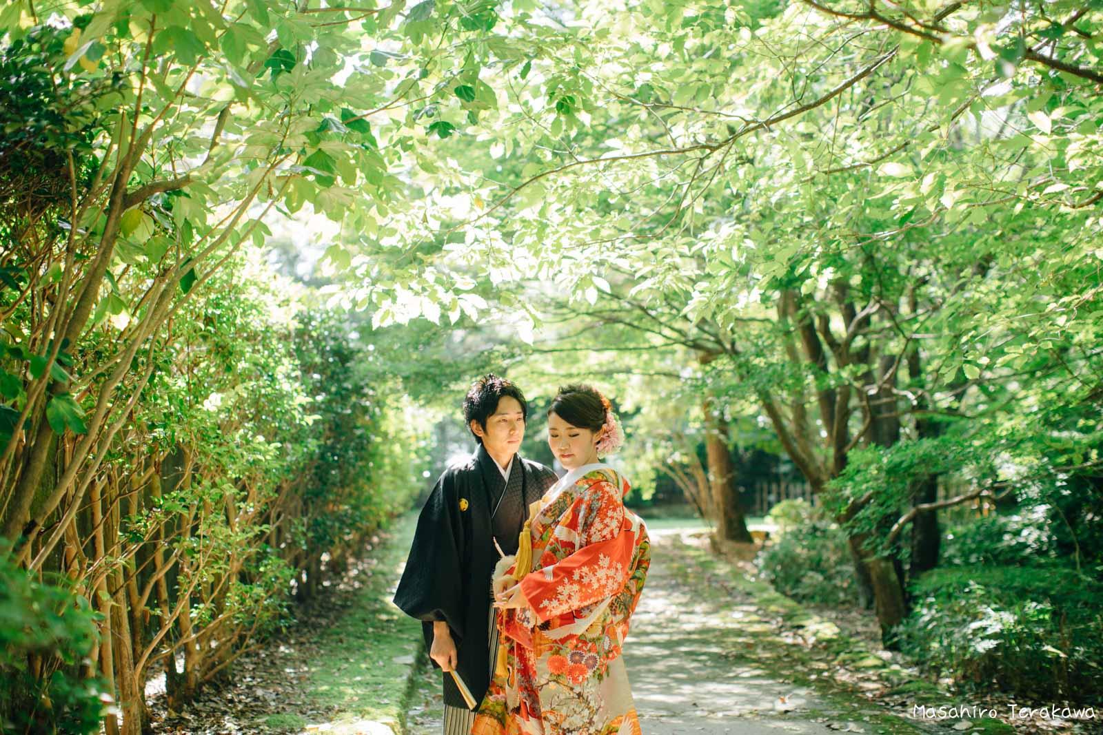 滋賀で結婚式のロケーション前撮り18
