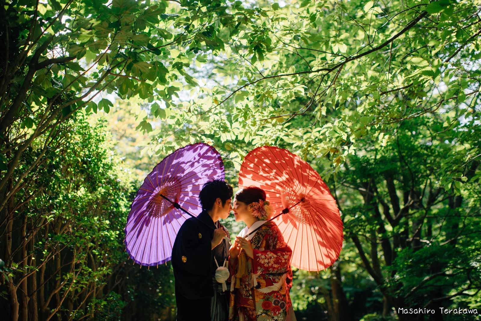 滋賀で結婚式のロケーション前撮り15