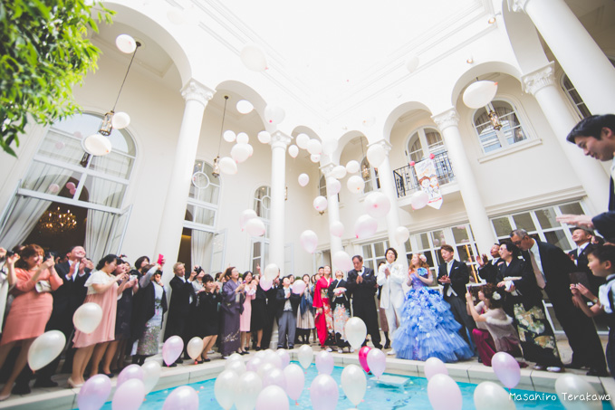 結婚祝いに写真をプレゼント11