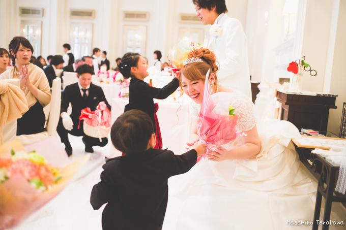 結婚祝いに写真をプレゼント18