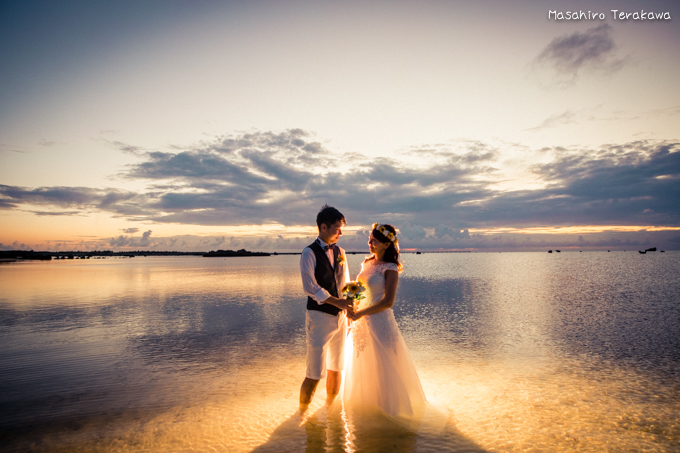 結婚式前撮り01