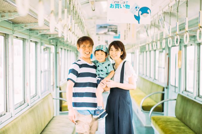 香川県でファミリーフォトの写真撮影