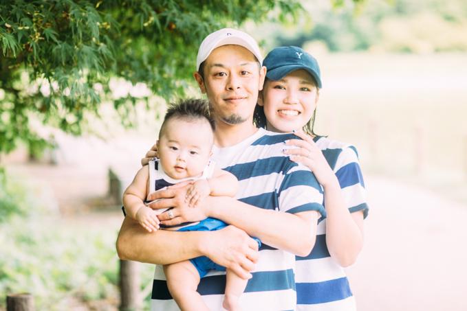 奈良県で家族・子供写真の撮影