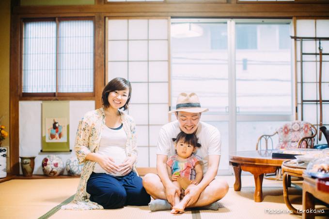 長崎でファミリーフォトの撮影