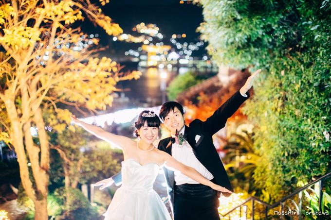 長崎で結婚式の前撮り11