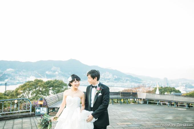 長崎で結婚式の前撮り06