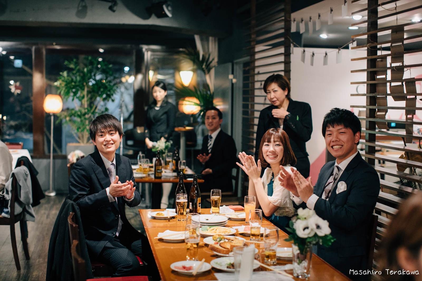 神戸で結婚式の二次会の写真撮影32