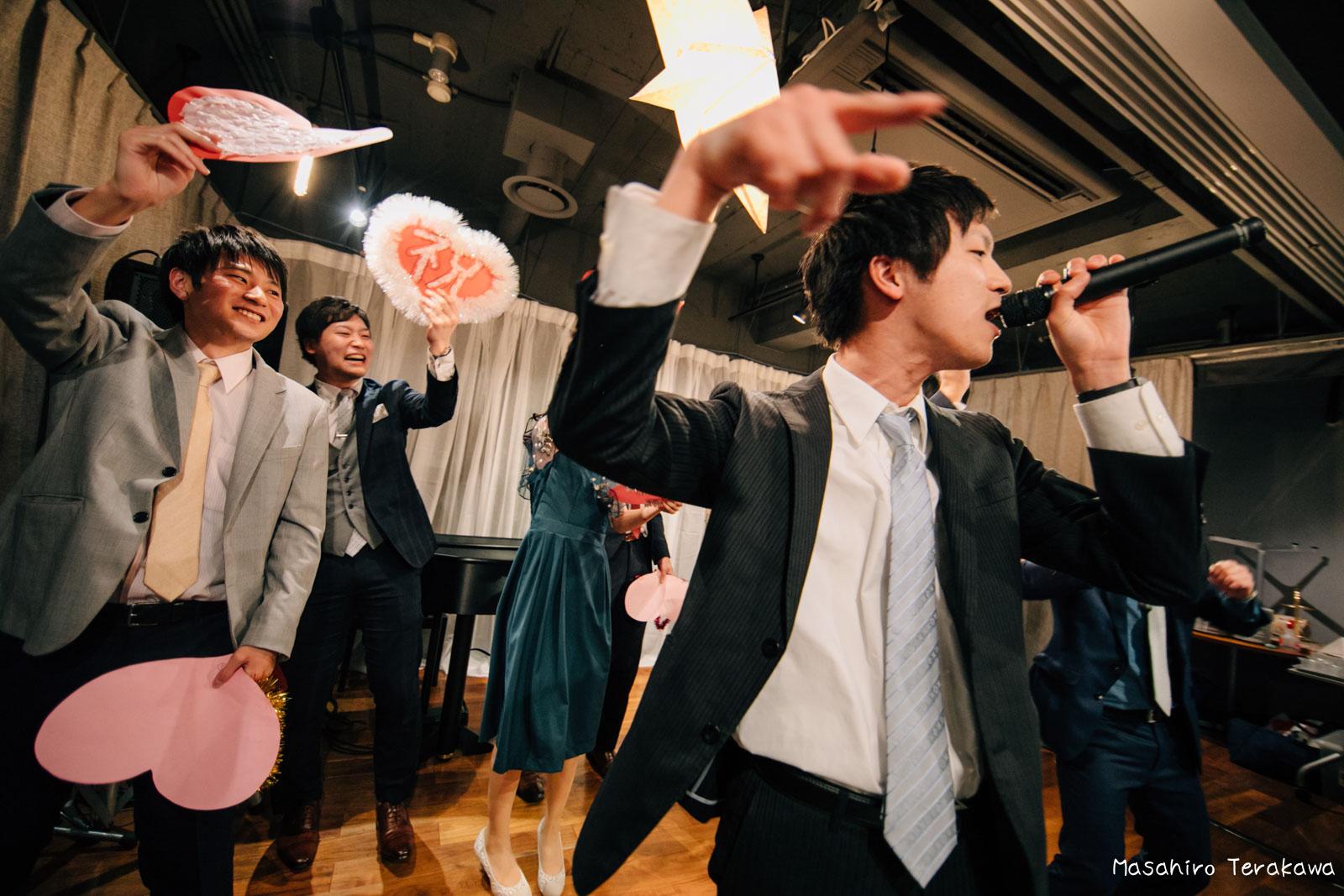 神戸で結婚式の二次会の写真撮影31