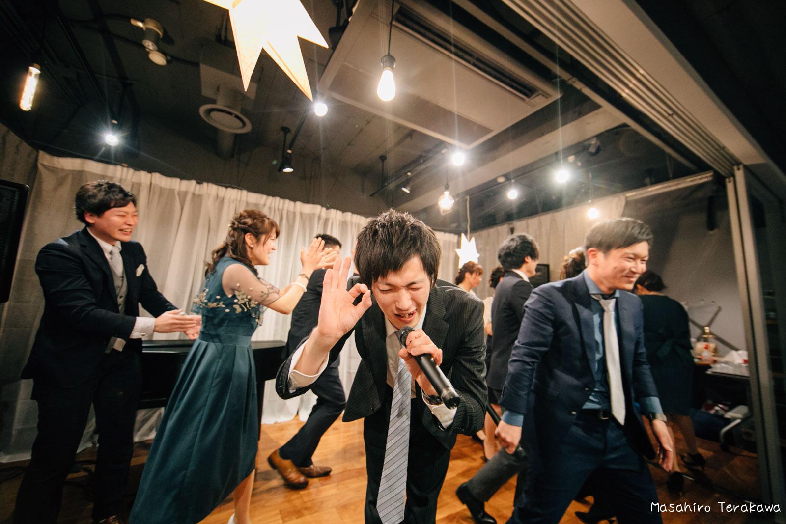 神戸で結婚式の二次会の写真撮影30