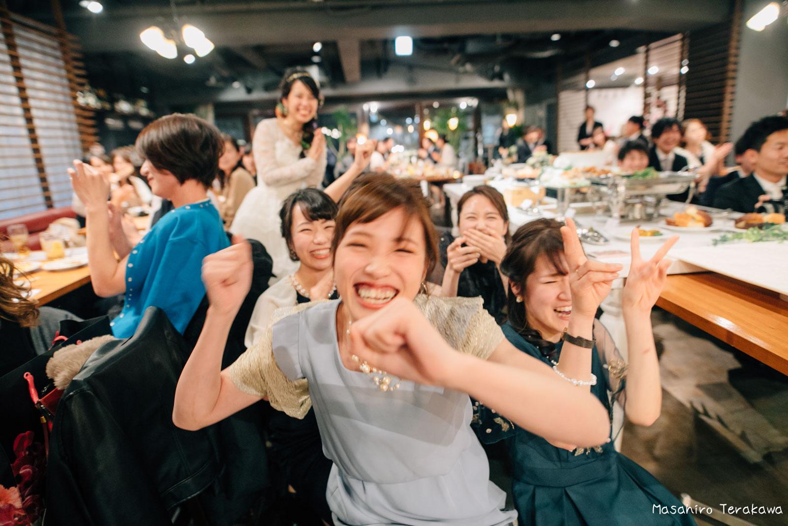 神戸で結婚式の二次会の写真撮影29