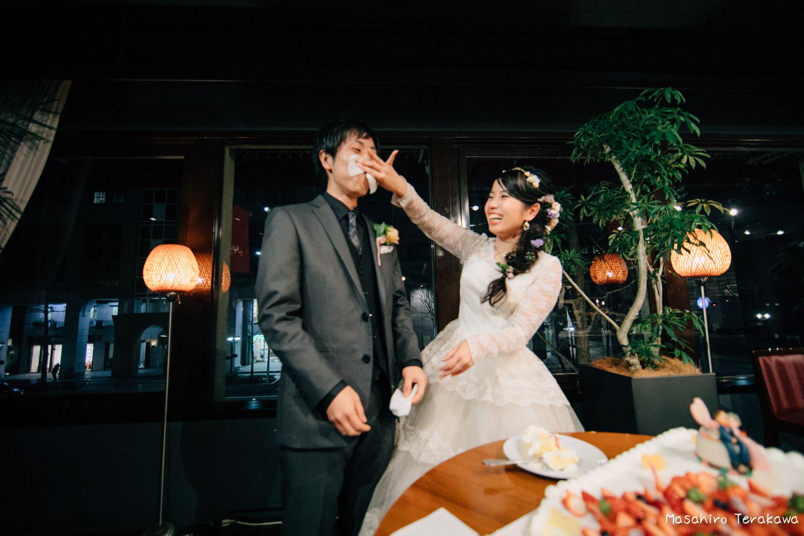 神戸で結婚式の二次会の写真撮影26