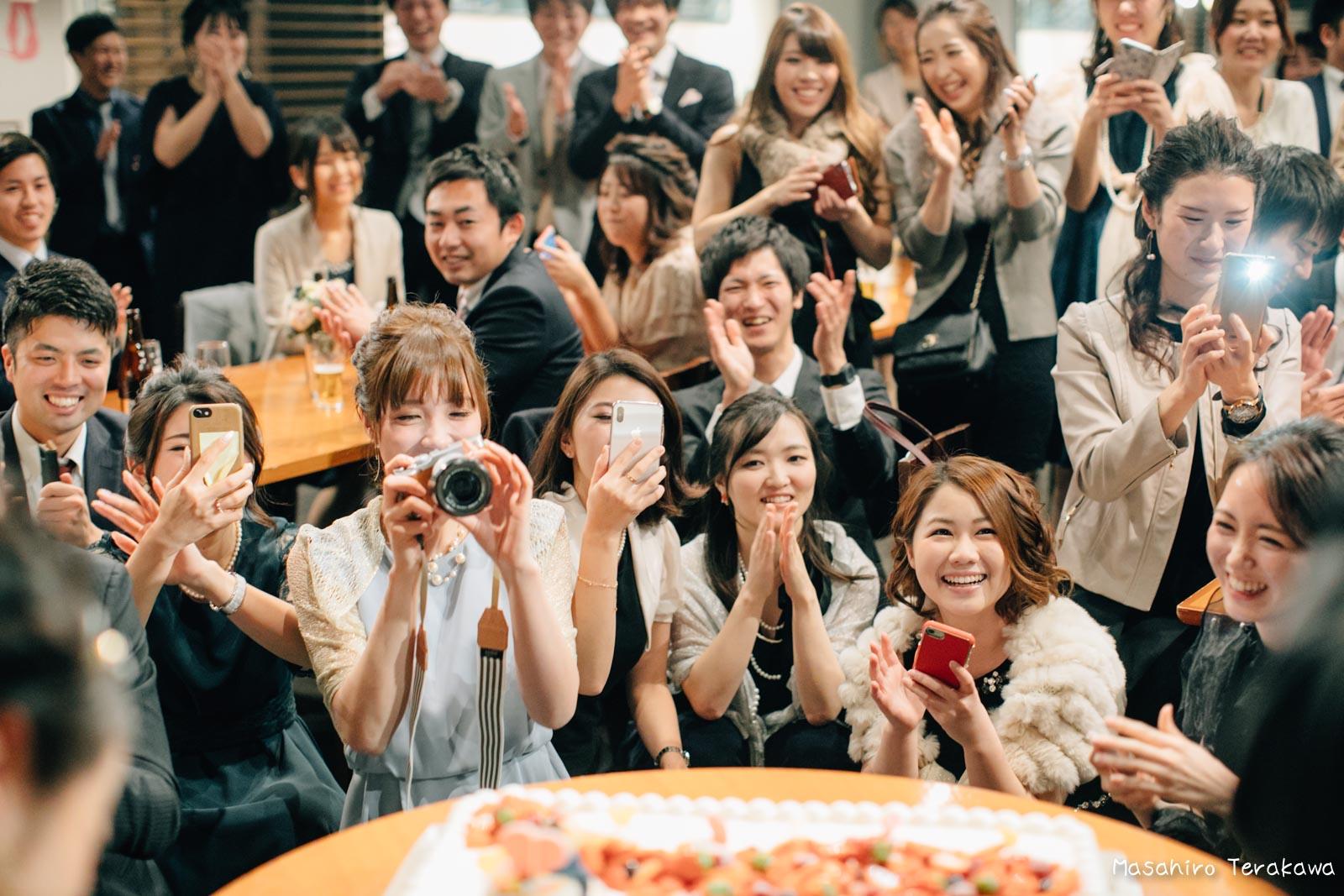 神戸で結婚式の二次会の写真撮影25