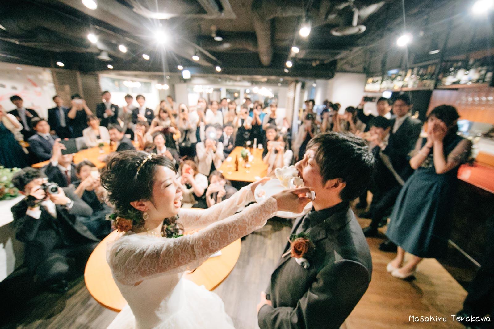 神戸で結婚式の二次会の写真撮影1