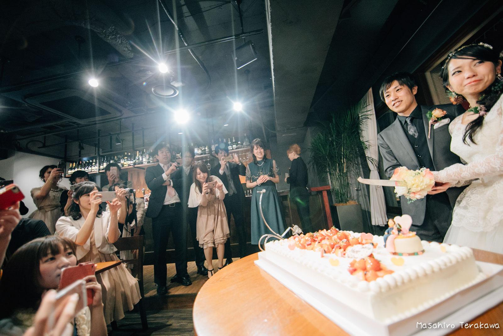 神戸で結婚式の二次会の写真撮影17