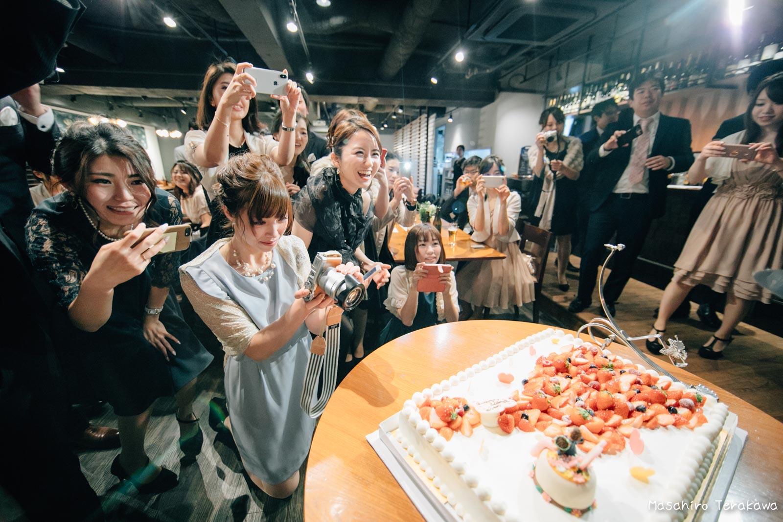 神戸で結婚式の二次会の写真撮影16