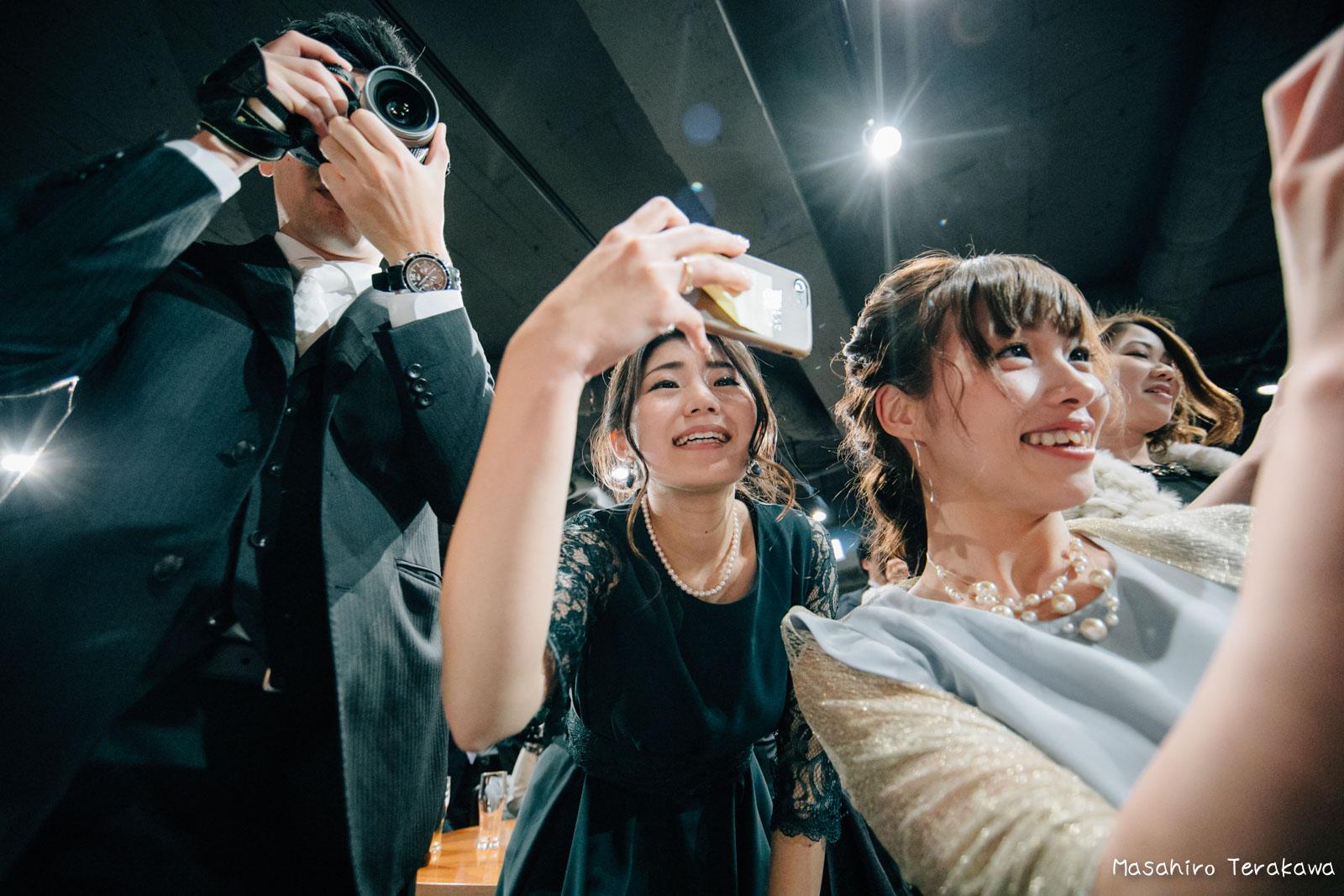 神戸で結婚式の二次会の写真撮影19