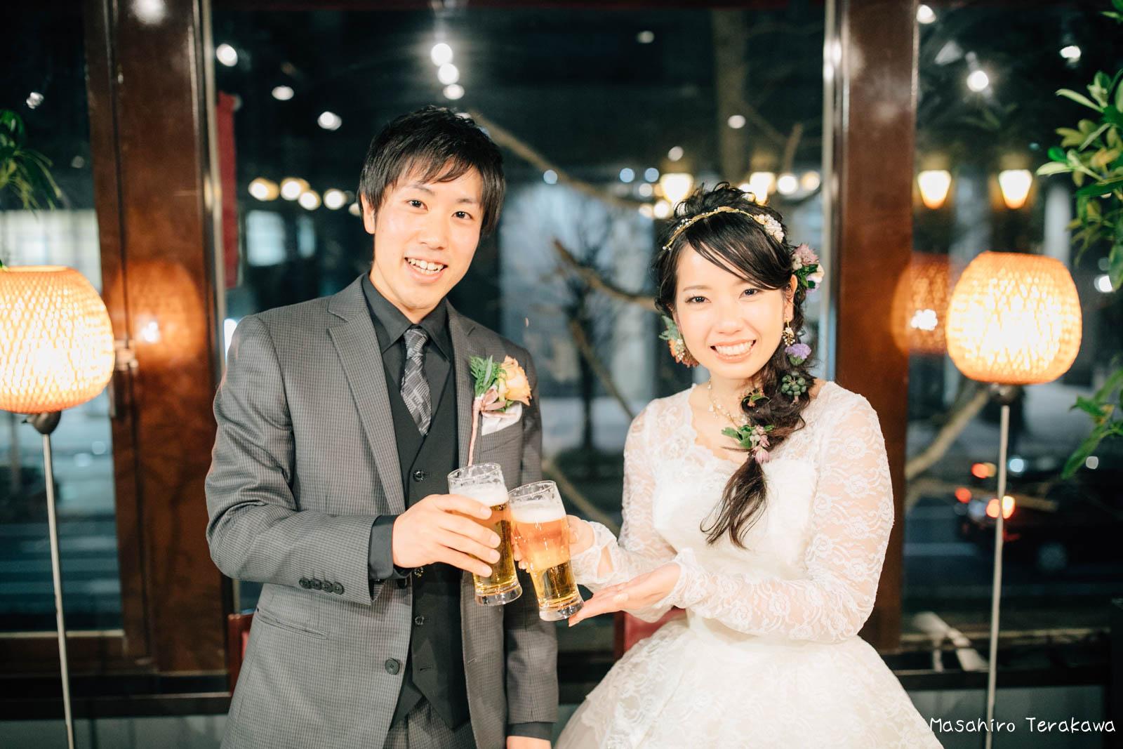 神戸で結婚式の二次会の写真撮影27
