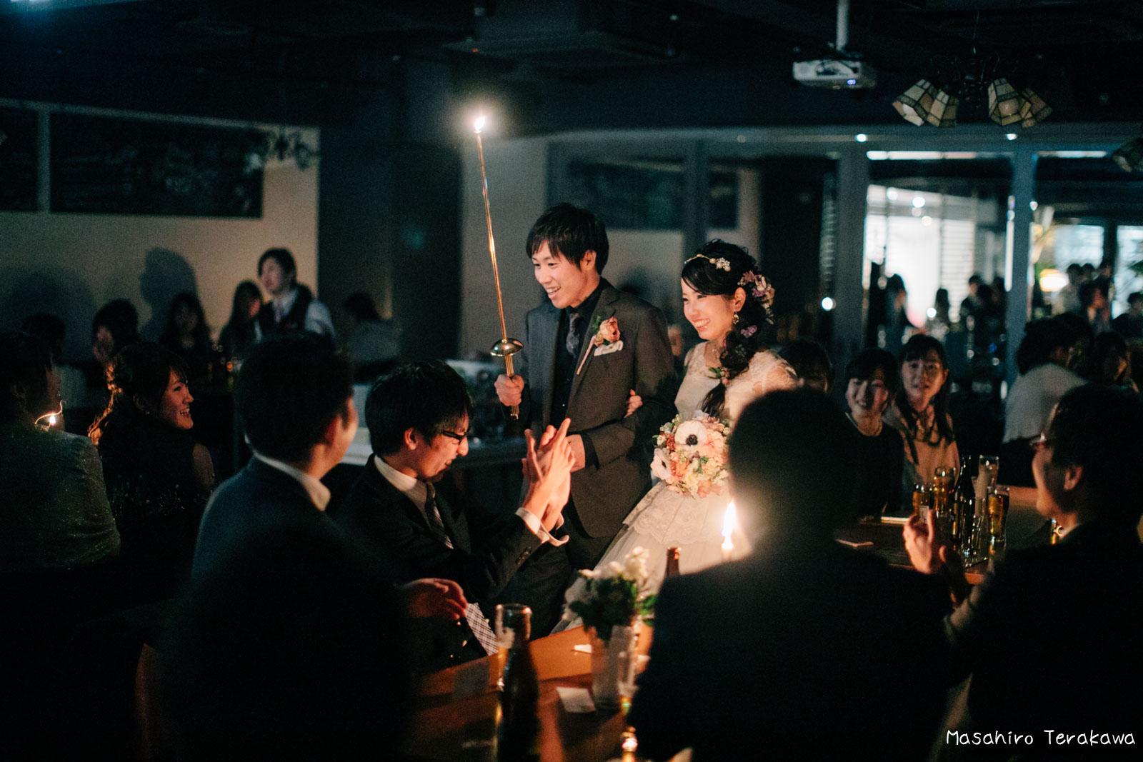 神戸で結婚式の二次会の写真撮影11
