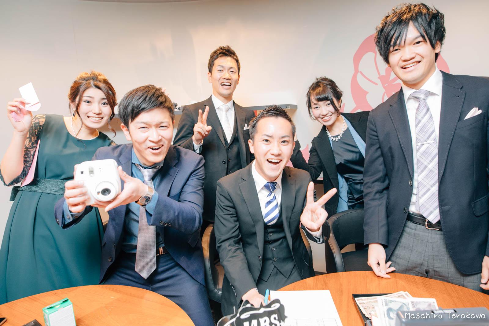 神戸で結婚式の二次会の写真撮影7