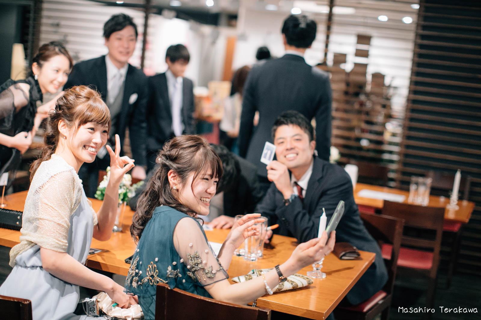 神戸で結婚式の二次会の写真撮影9