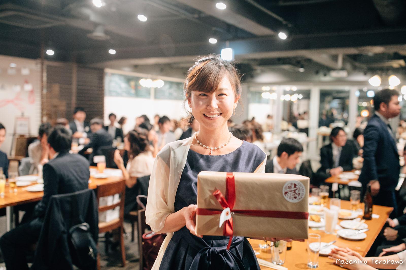 神戸で結婚式の二次会の写真撮影42
