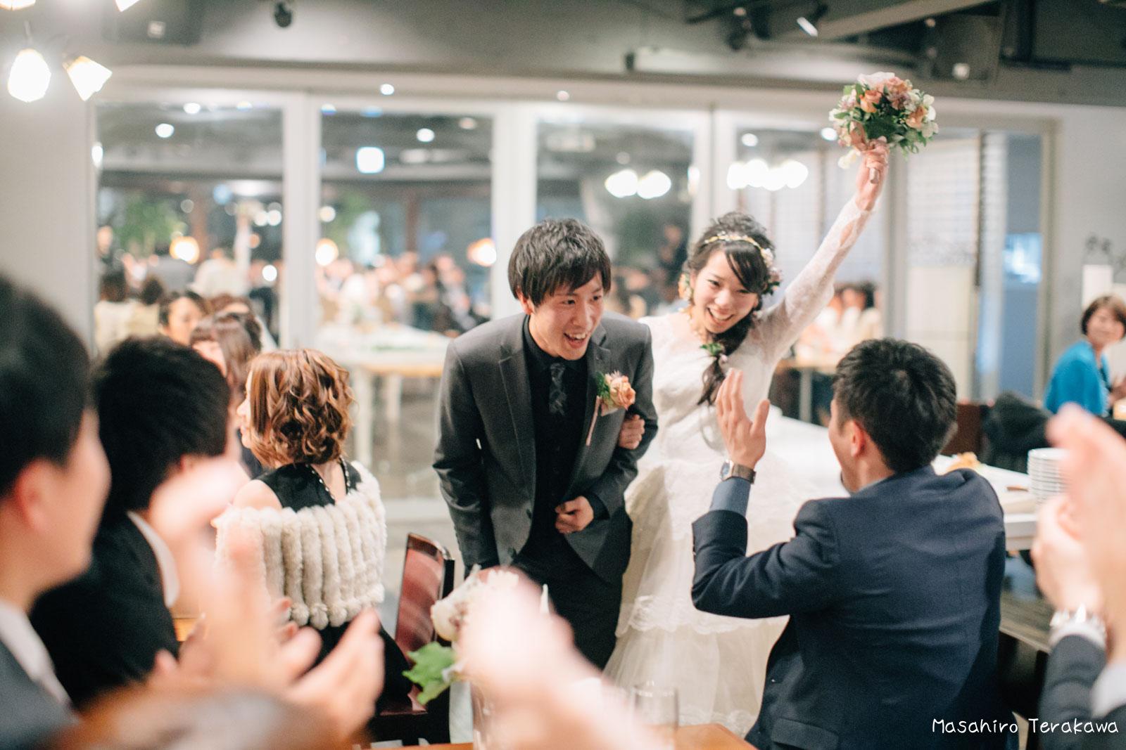 神戸で結婚式の二次会の写真撮影46