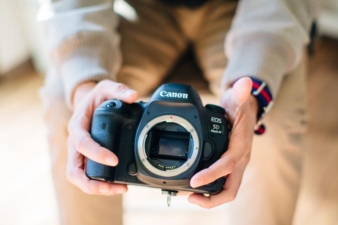 キャノンカメラ