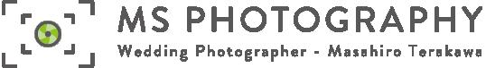 大阪・神戸・京都・関西の結婚式撮影・前撮りはウェディングカメラマン寺川昌宏