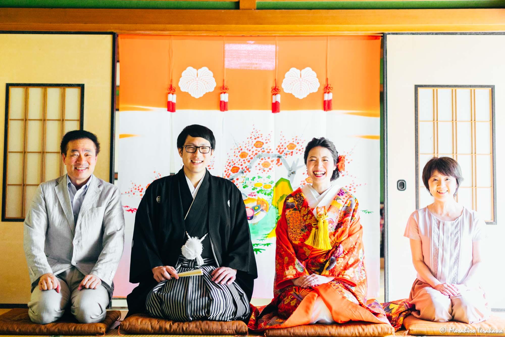 石川県金沢市で結婚式の和装前撮り写真撮影11