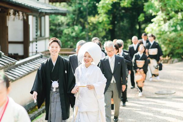 奈良結婚式の写真撮影