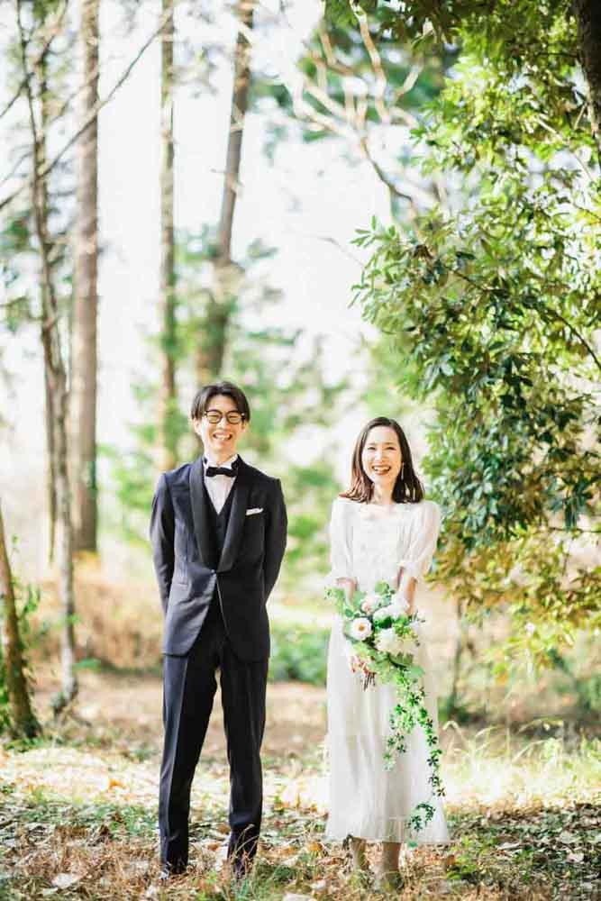 結婚式撮影・前撮りを個別に1組の対応